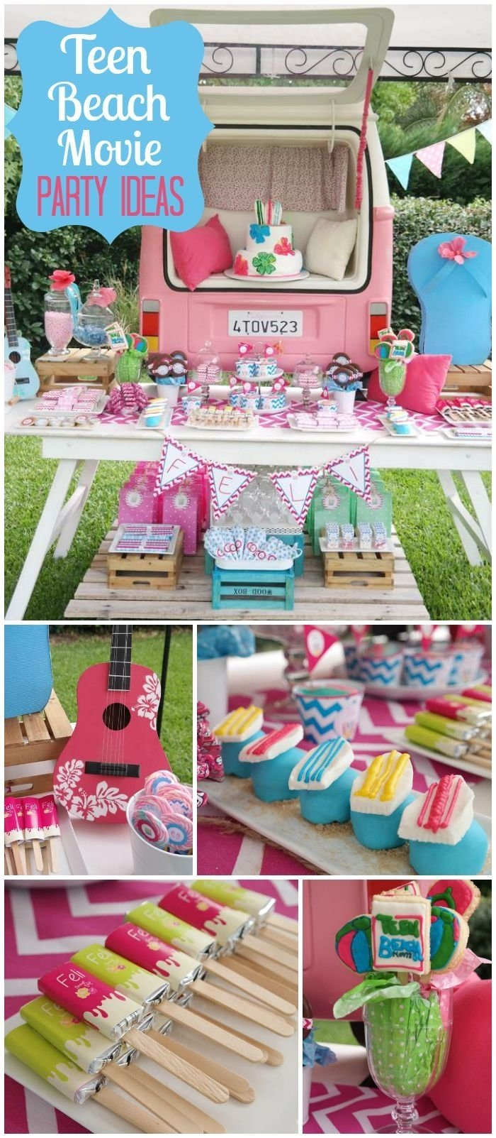 10 Unique Ideas For Teenage Birthday Parties 128 best 11th bday images on pinterest birthdays party ideas and 2 2020