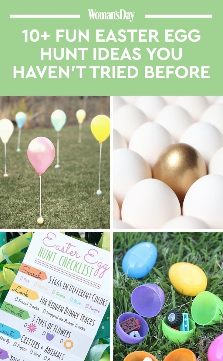 10 Pretty Ideas For Easter Egg Hunt 13 fun easter egg hunt ideas for kids easter sunday activities 3 2021