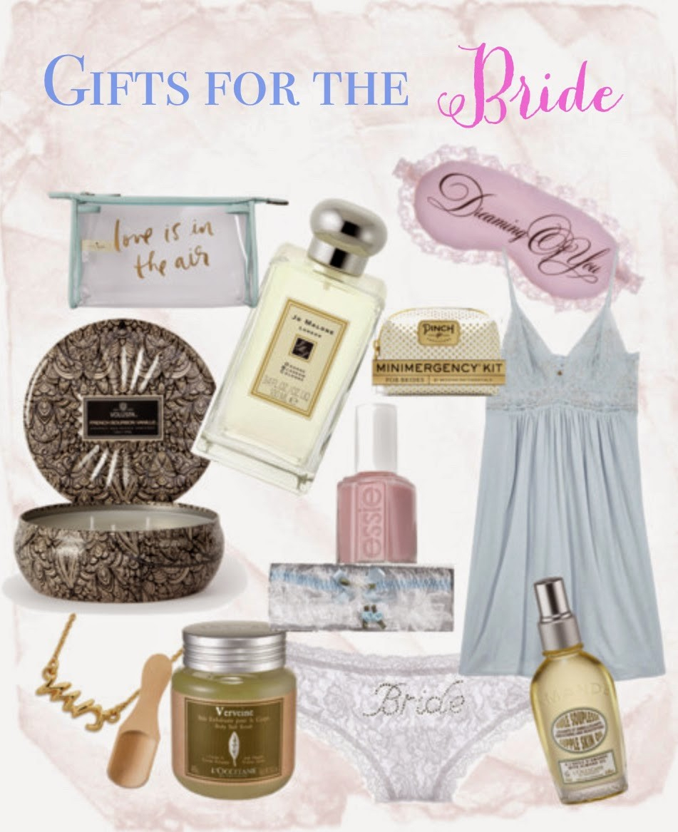 10 Cute Gift Ideas For A Bride 13 graceful bridal shower gift ideas for the bride for your marriage 2020