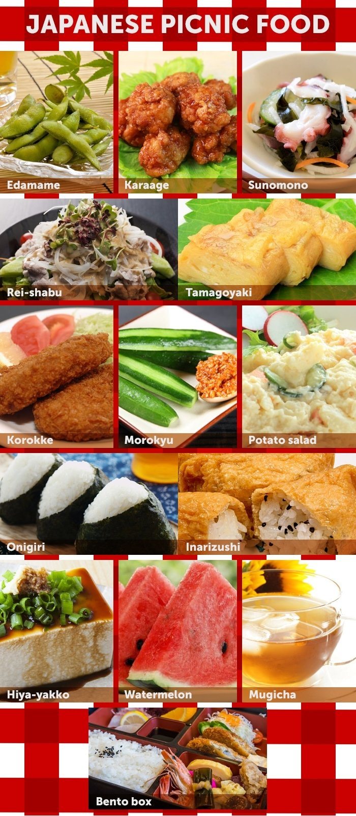 10 Perfect Food Ideas For A Picnic 13 japanese picnic food drink ideas for your next outing lets 2020