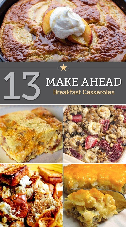 10 Stunning Breakfast Ideas For A Crowd 13 make ahead breakfast casseroles thegoodstuff 1 2020