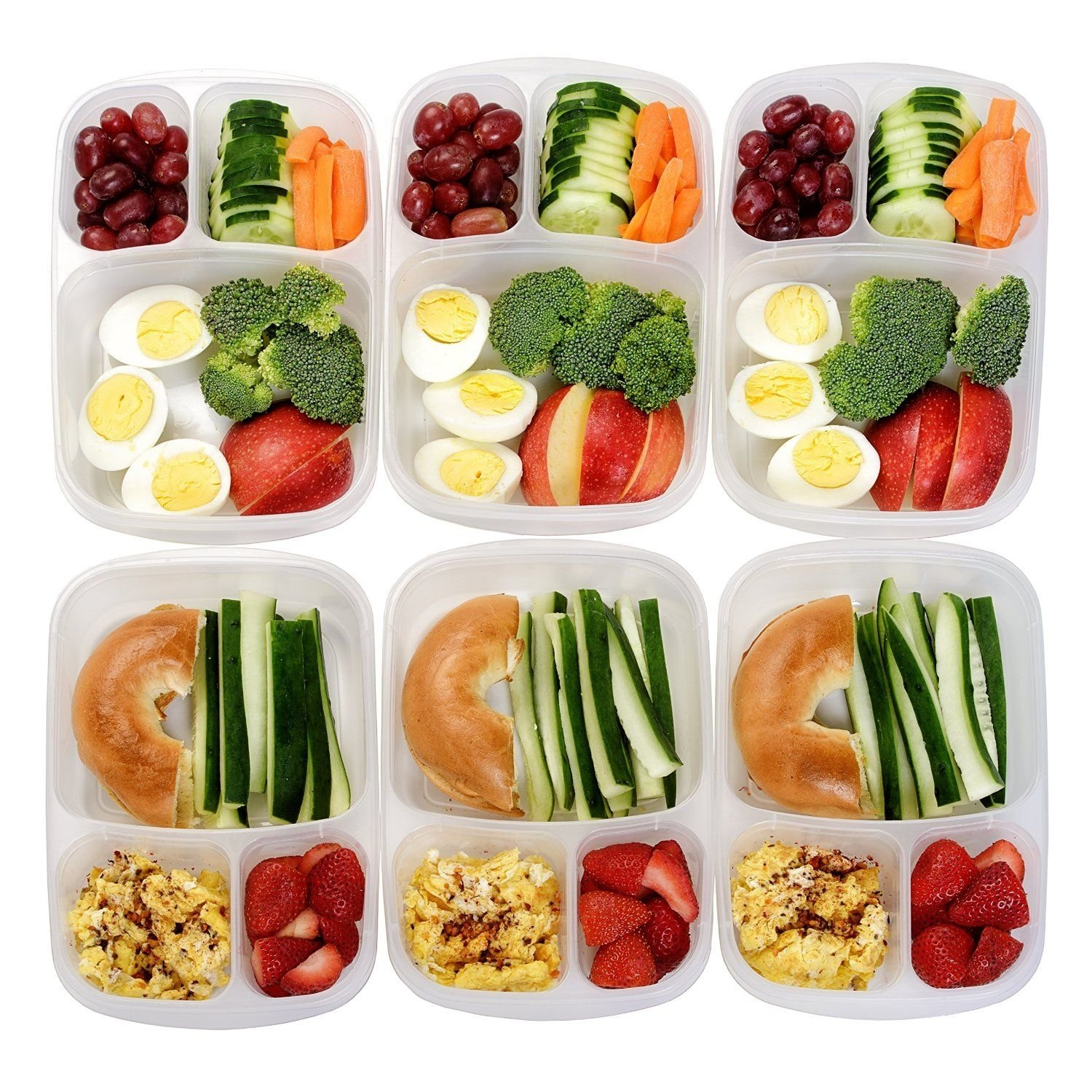 10 Elegant Healthy Dinner Ideas For Weight Loss 13 make ahead meals for healthy eating on the go meals snacks and 2020