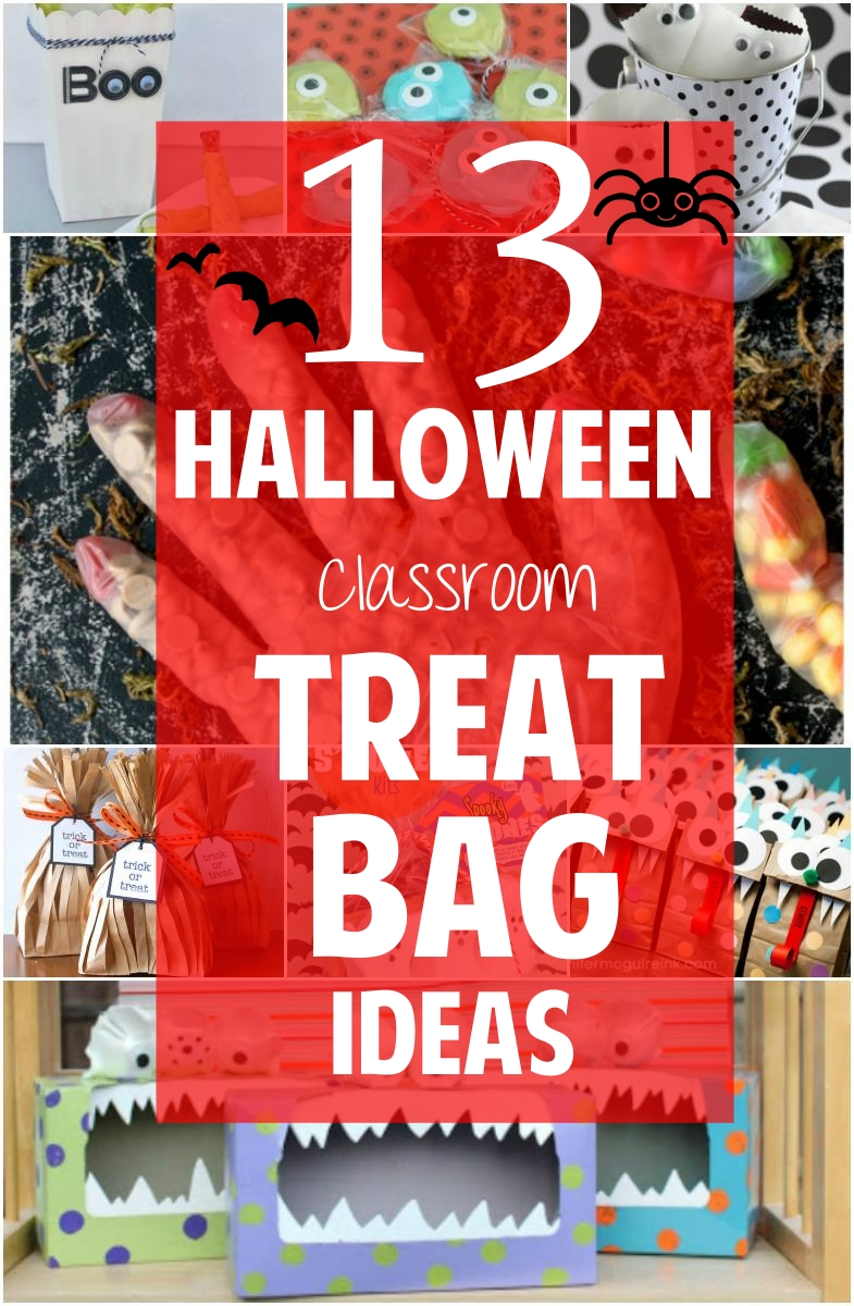 10 attractive halloween gift ideas for kids 13 spooky diy halloween treat bags candydirect