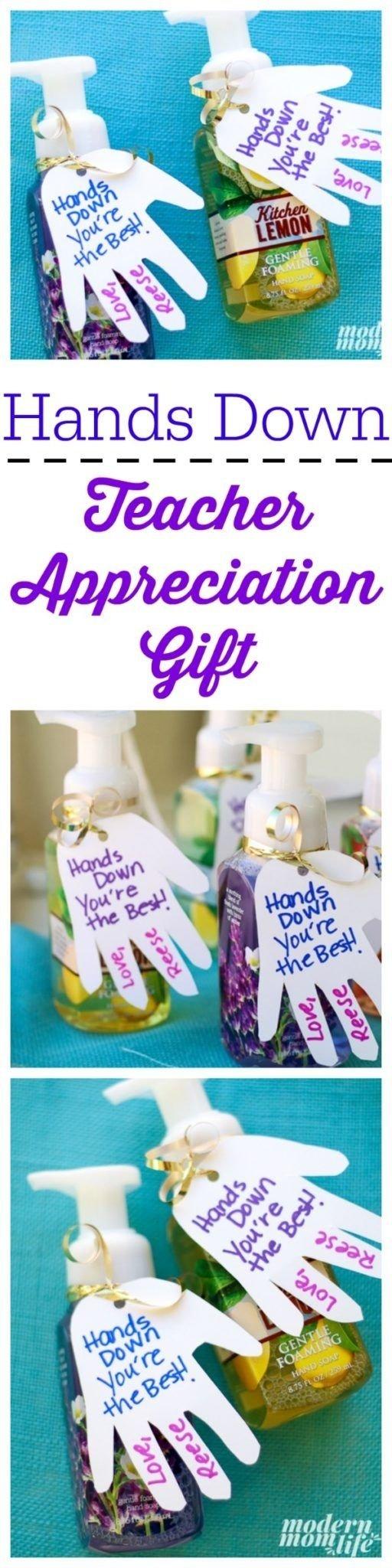10 Best Teacher Appreciation Homemade Gift Ideas 130 best back to school images on pinterest teacher appreciation 2020