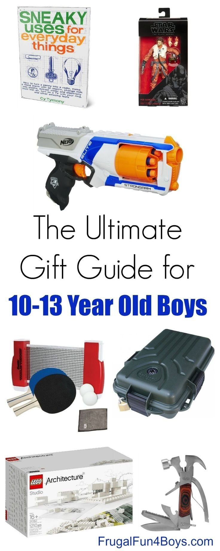 10 Unique Christmas Gift Ideas For 14 Year Old Boys 1312 best frugal fun for boys and girls images on pinterest 2020
