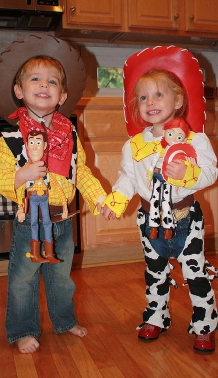 pics of halloween costume ideas for toddler boy and girl