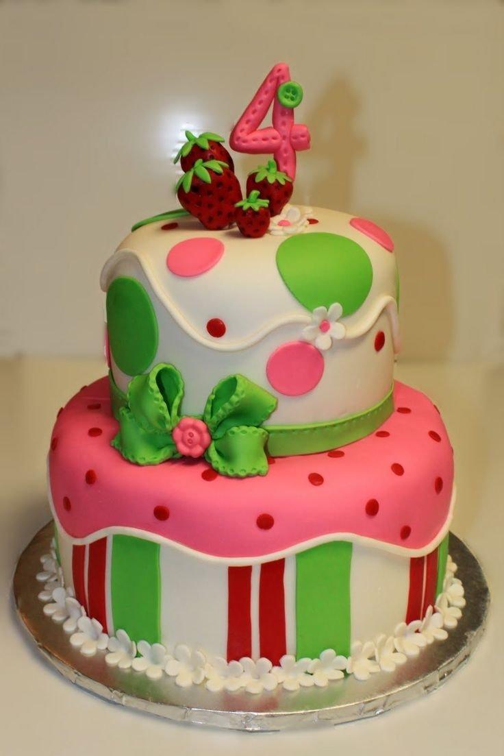 10 Attractive Strawberry Shortcake Birthday Cake Ideas 136 best strawberry shortcake cakes images on pinterest conch 2020