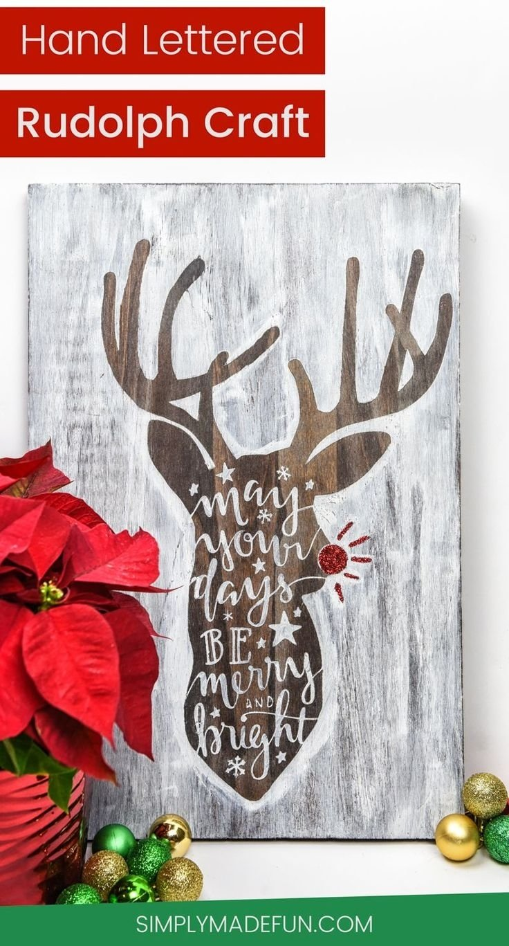 10 Ideal Christmas Craft Ideas To Sell 13635 best barnwood crafts images on pinterest pallet wood 2020