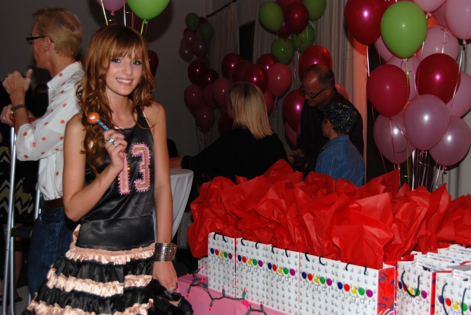 10 Pretty Ideas For A 13Th Birthday Party 13th birthday party ideas for girls margusriga baby party fabulous 2 2021