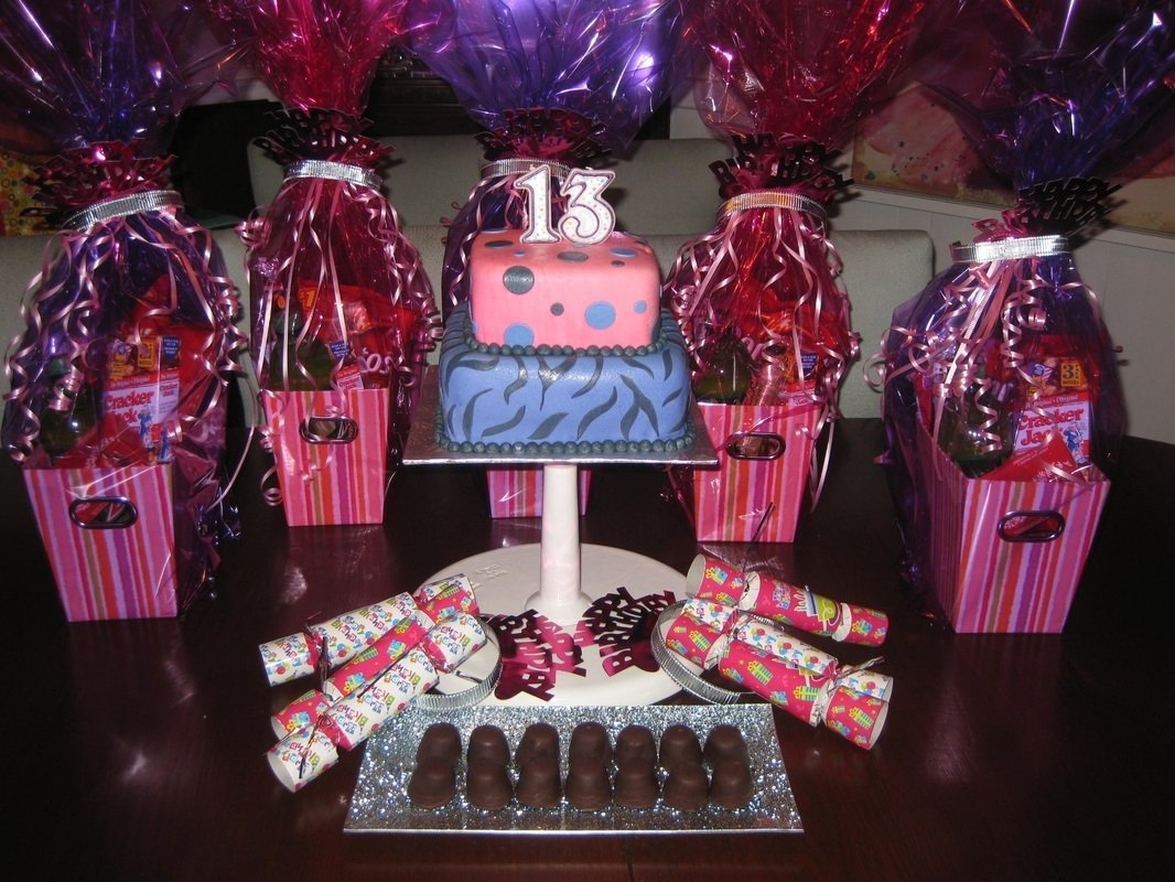 10 Pretty Ideas For A 13Th Birthday Party 13th birthday sleepover party life with the elliots 2021