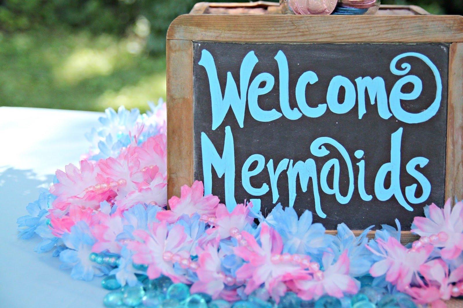 10 Pretty Little Mermaid Birthday Party Ideas 14 awesome little mermaid birthday party ideas birthday inspire 2 2021