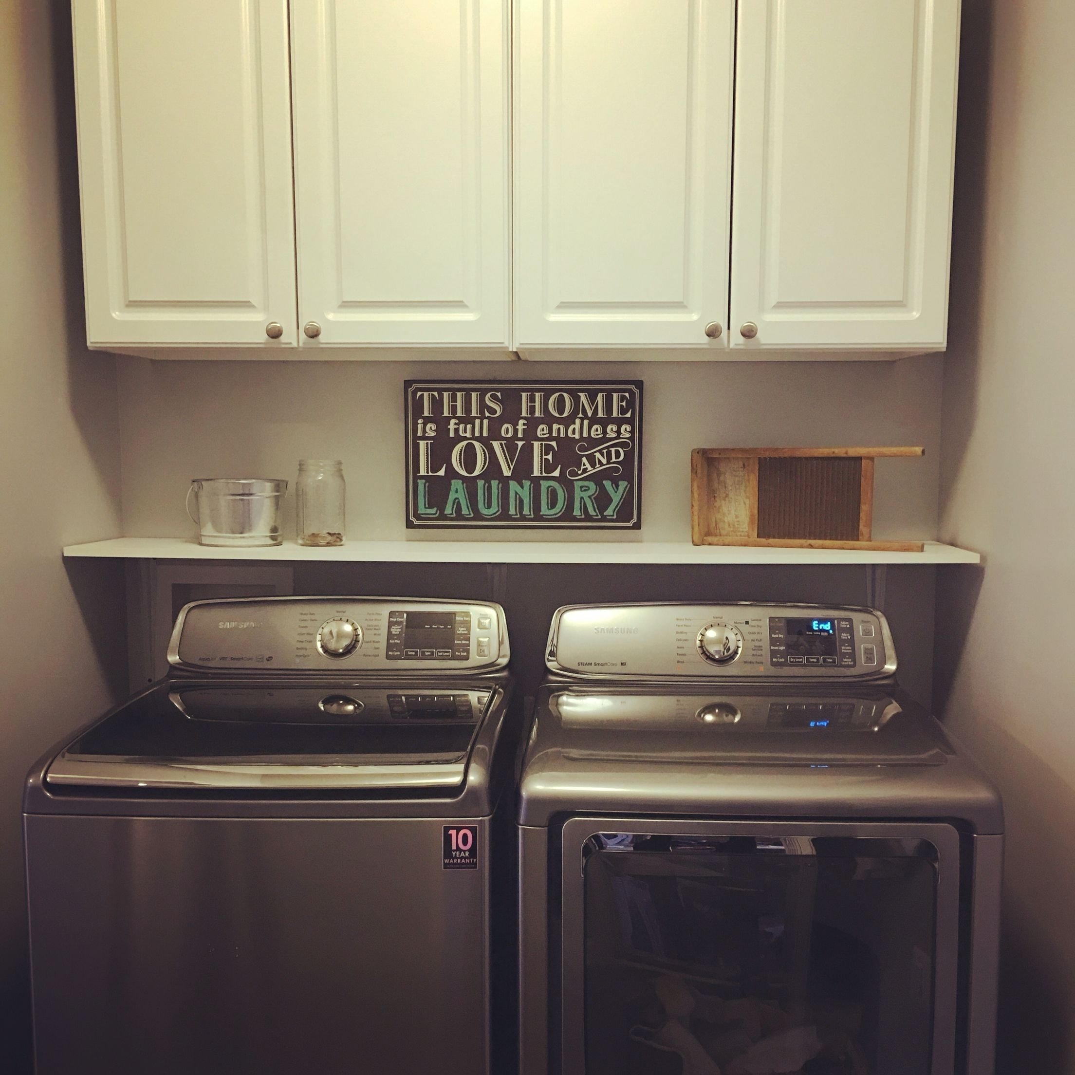 10 Best Laundry Room Ideas For Small Spaces 14 basement laundry room ideas for small space makeovers small 2021
