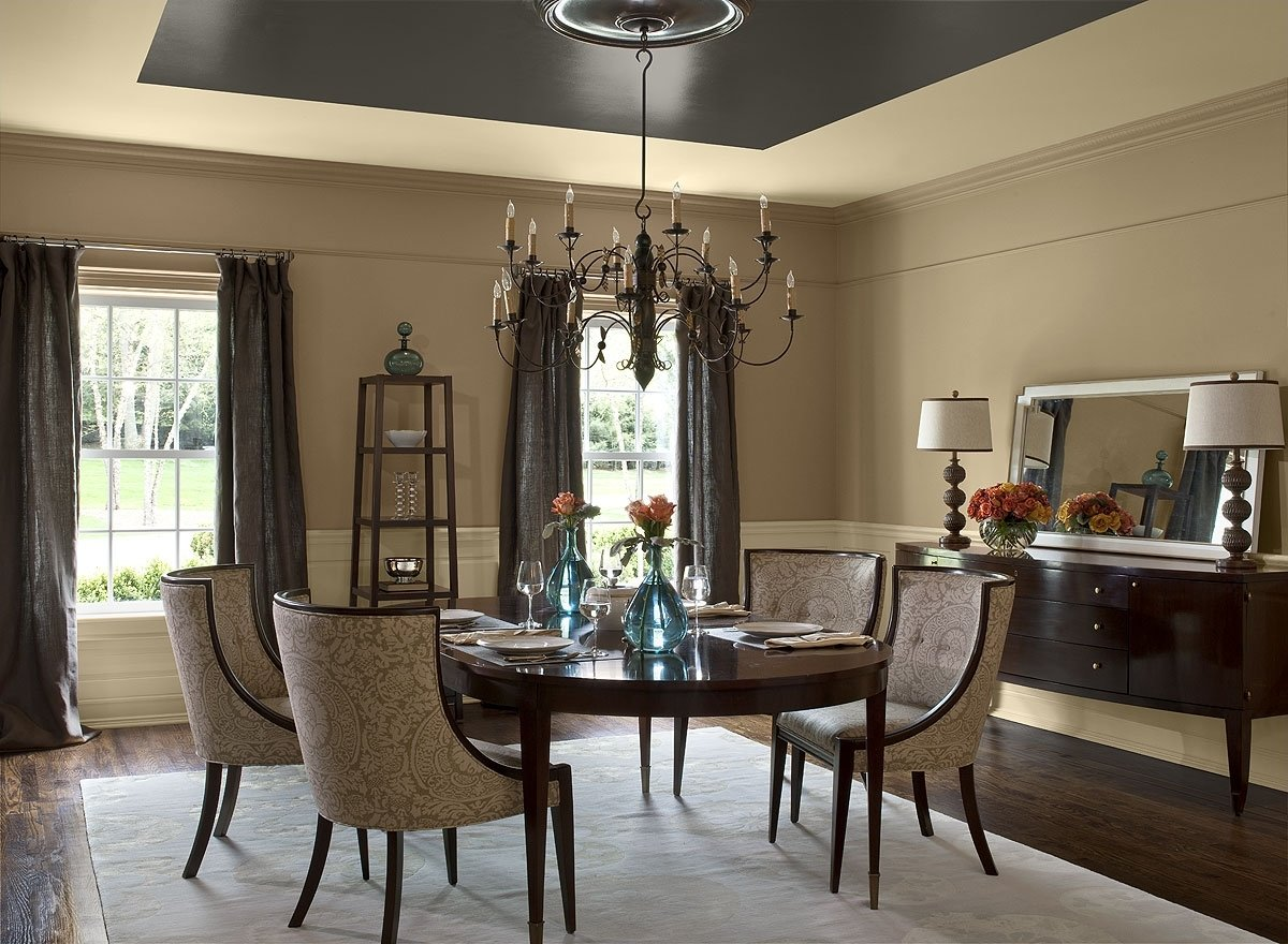 14 best design options for dining room paint colors - interior