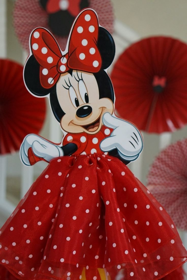 10 Stylish Red Minnie Mouse Party Ideas 14 best minnie mouse birthday party images on pinterest computer 2020