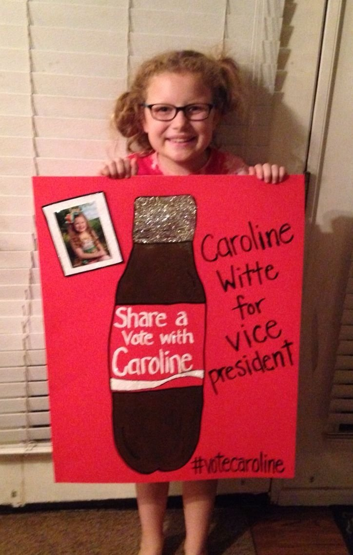 10 Stunning Middle School Student Council Poster Ideas 14 best student council posters images on pinterest school 1 2021
