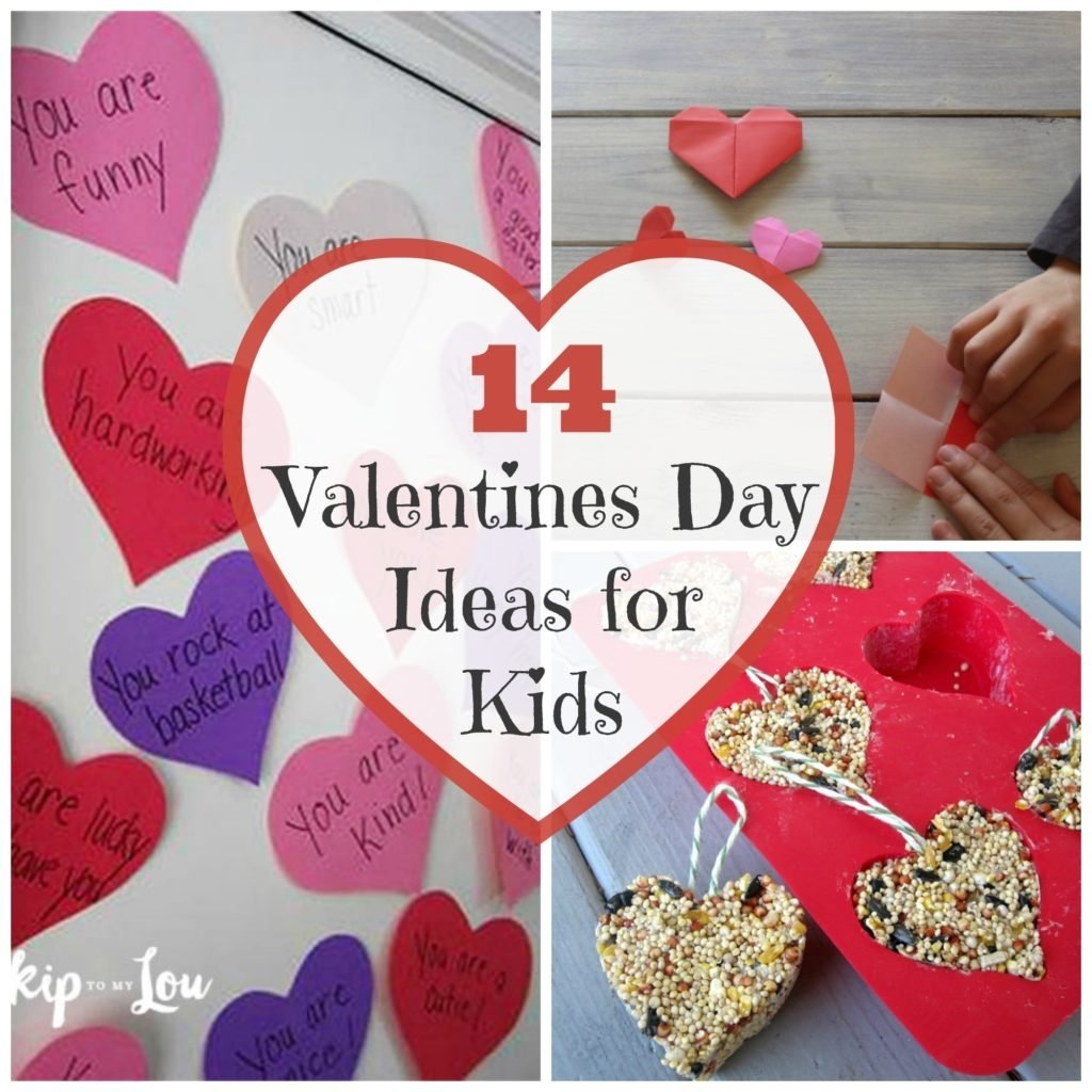14 fun ideas for valentine's day with kids | healthy ideas for kids