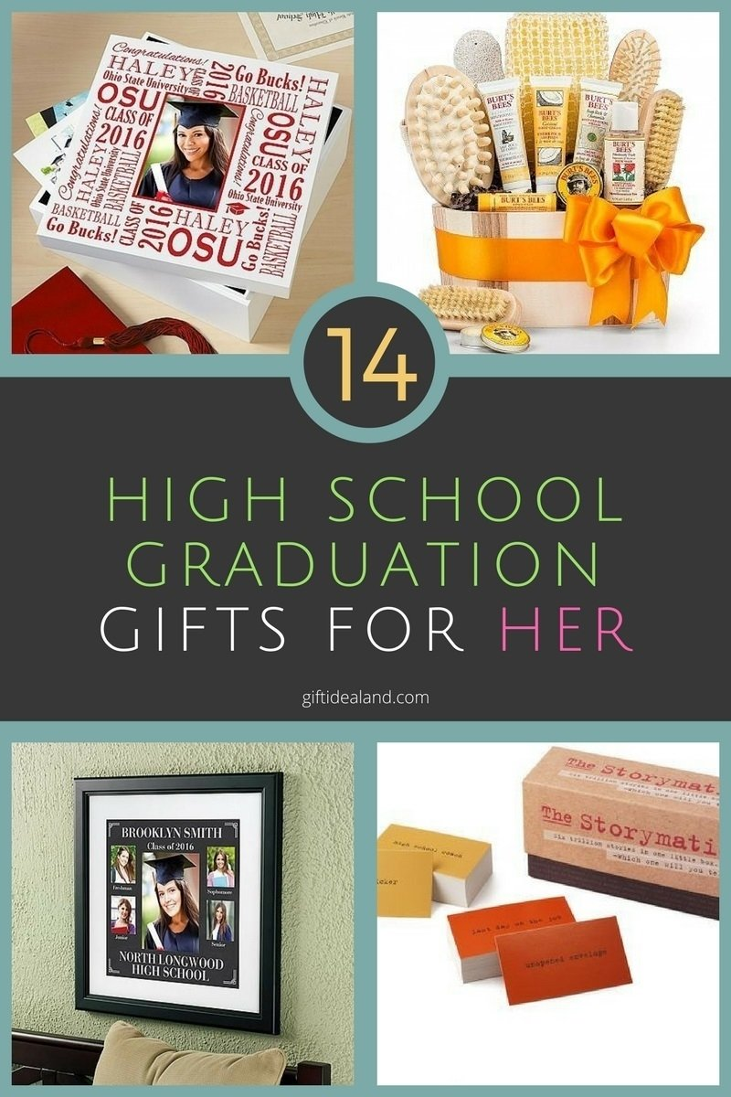 10 Attractive Graduation Gifts Ideas For Her 14 great high school graduation gift ideas for her 3 2020