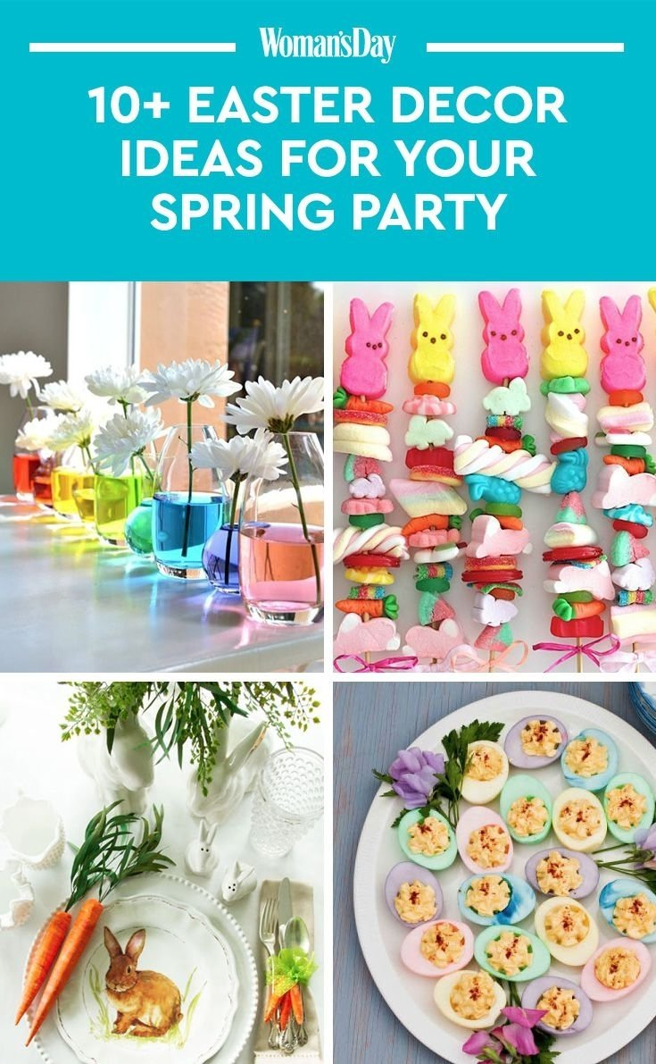 10 Spectacular Easter Party Ideas For Kids 14 pretty easter party ideas decorations for an easter celebration 2020