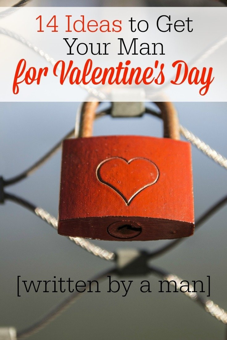 14 valentine's day gift ideas for men | the humbled homemaker
