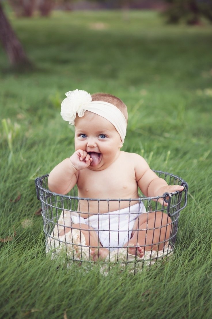 10 Attractive 6 Month Photo Shoot Ideas Girl 141 best photo inspiration babies images on pinterest family pics