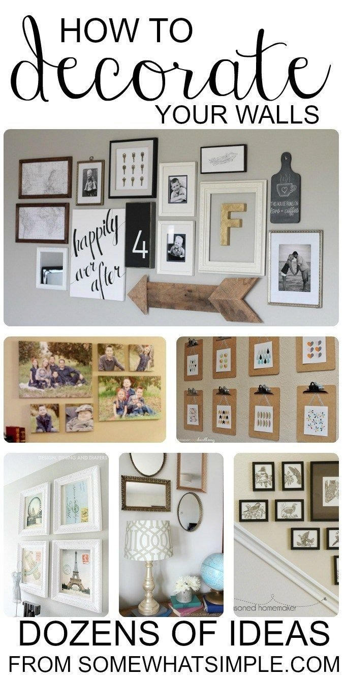 10 Unique Hanging Pictures On Wall Ideas 147 best accessorize images on pinterest family room family rooms 2020