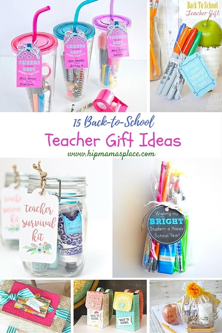 10 Unique Back To School Gift Ideas 15 back to school teacher gift ideas 2021