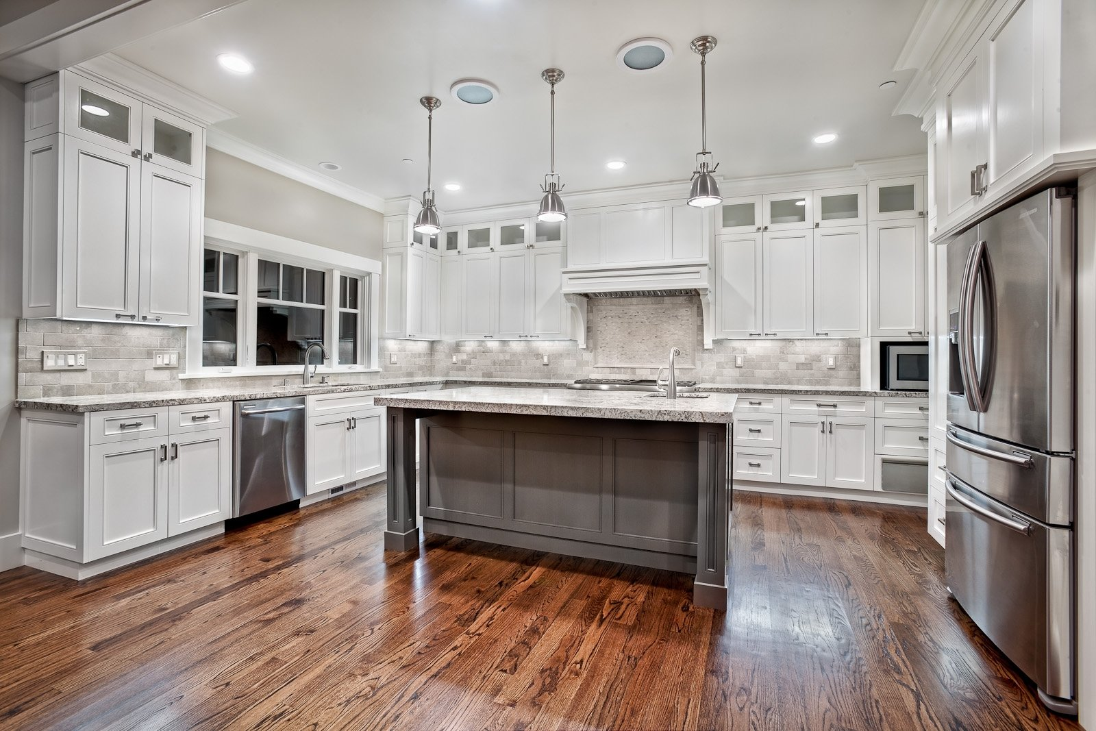 10 Gorgeous Kitchen Ideas With White Cabinets 15 beautiful white kitchen cabinets trends 2018 interior 2020