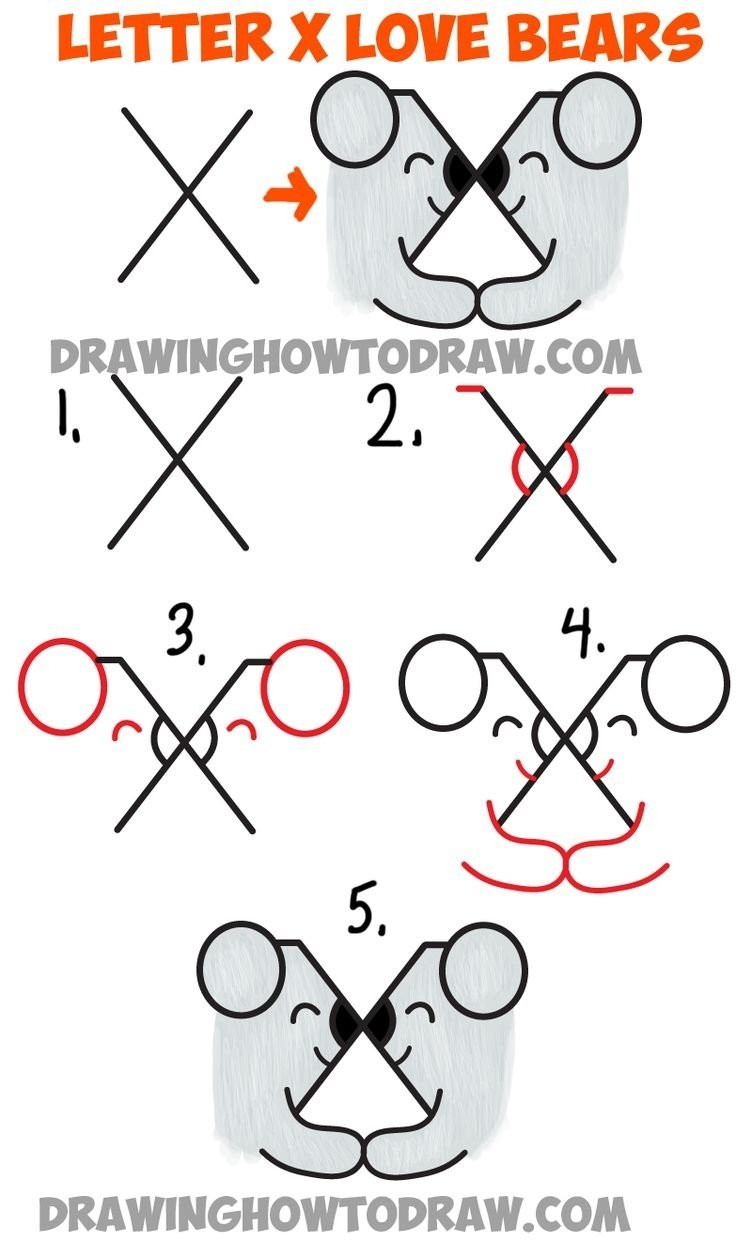 10 Attractive Drawing Ideas Step By Step 15 best directed drawing images on pinterest how to draw easy