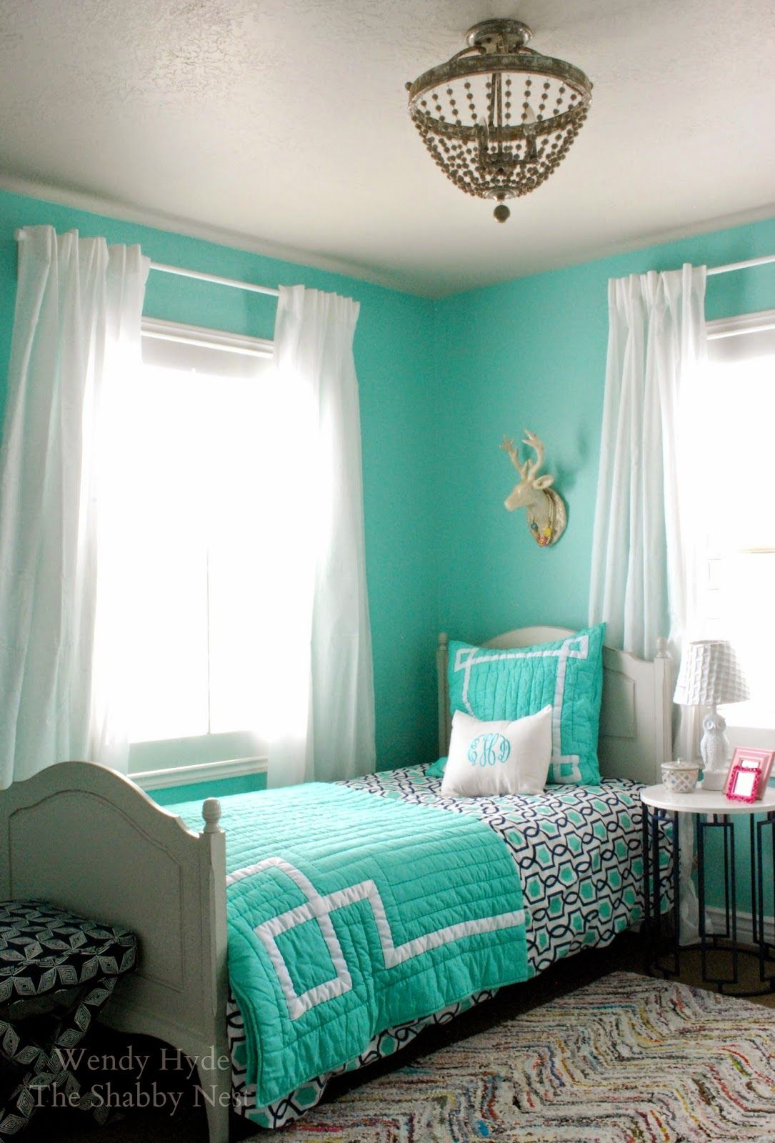 10 Stylish Green And Blue Room Ideas 15 best images about turquoise room decorations bedroom small