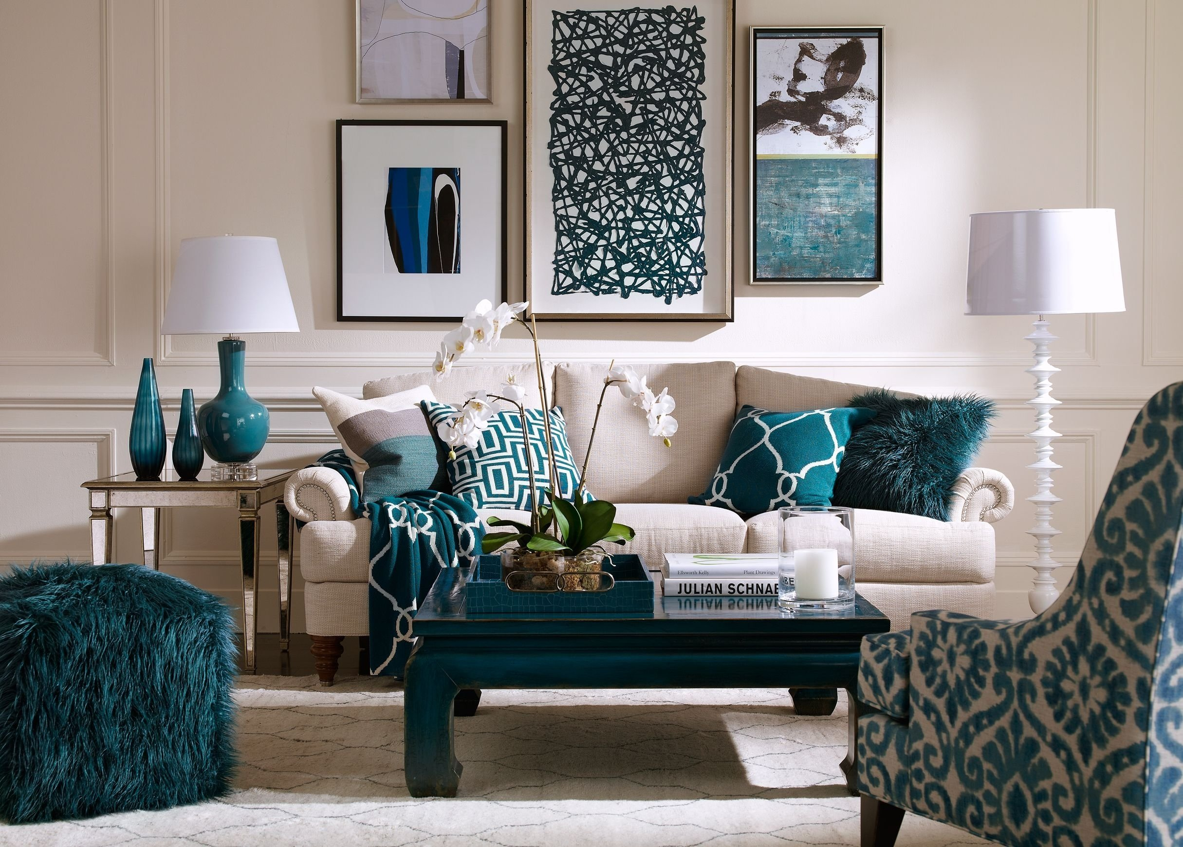 10 Attractive Ideas For Living Room Decor 15 best images about turquoise room decorations living rooms 4 2020