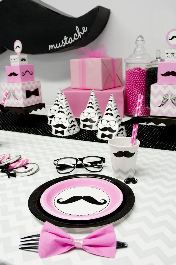 10 Famous Mustache Party Ideas For Kids 15 best pink mustache party theme ideas images on pinterest pink