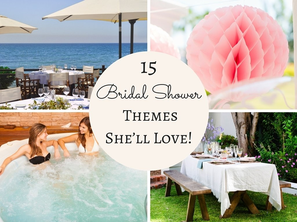 10 Stylish Ideas For Bridal Shower Themes 15 bridal shower themes shell love siobhandonovan 2020