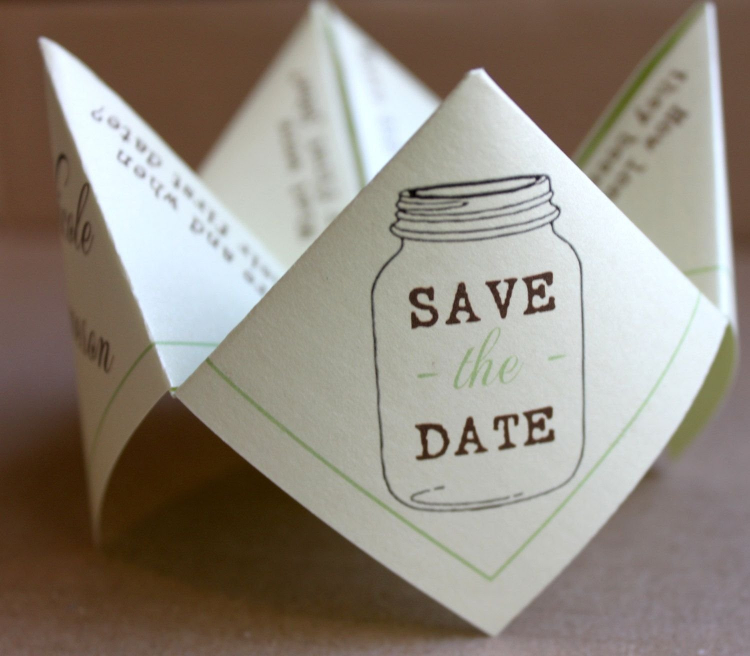 10 Attractive Creative Save The Date Ideas 15 brilliantly creative save the date ideas creative wedding and 1 2020