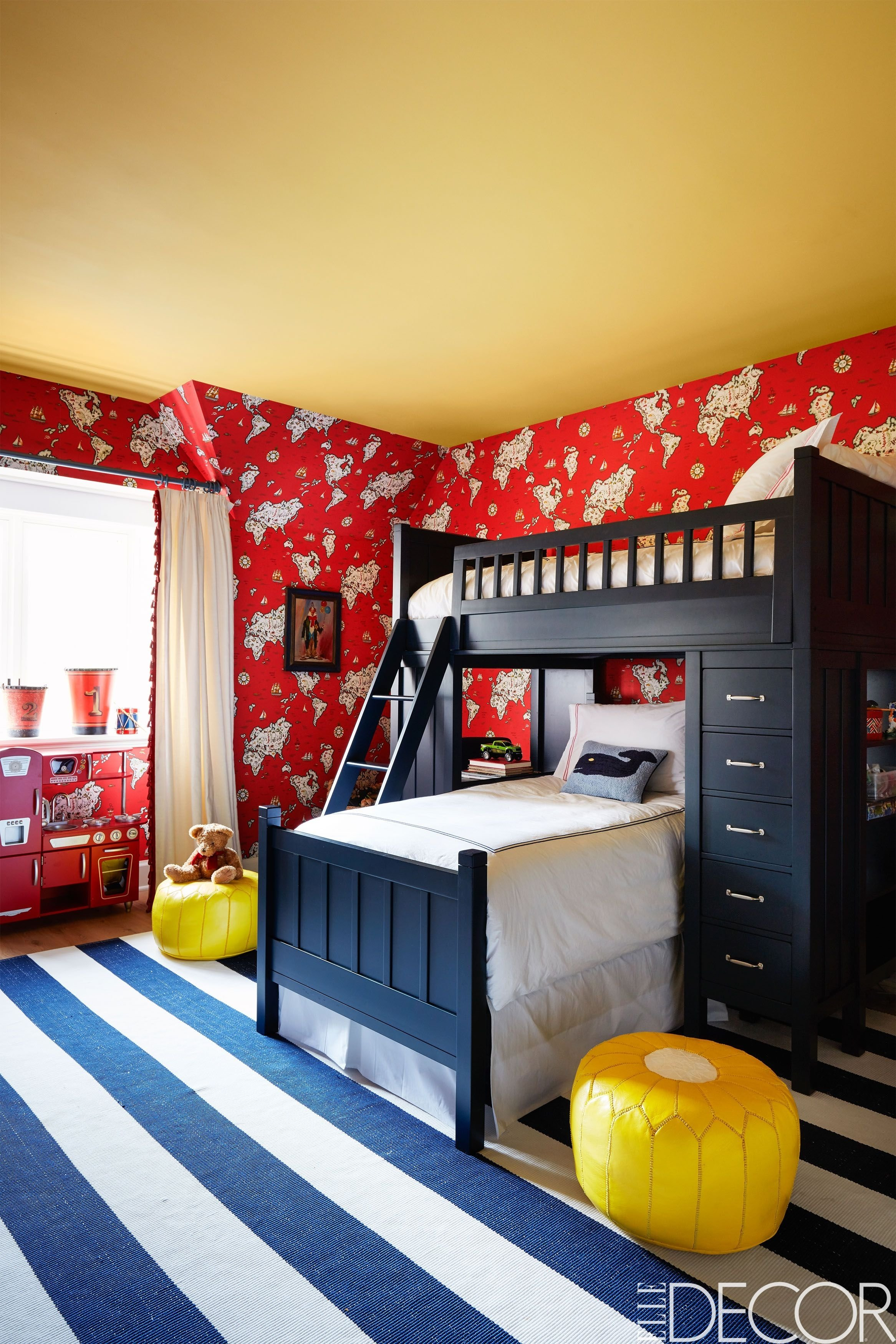10 Most Popular Ideas For A Boys Room 15 cool boys bedroom ideas decorating a little boy room 2 2020