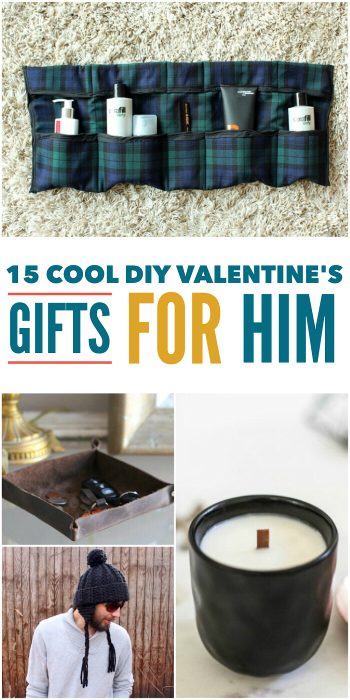 10 Wonderful Unique Ideas For Valentines Day For Him 15 cool diy valentines day gifts for him 2020