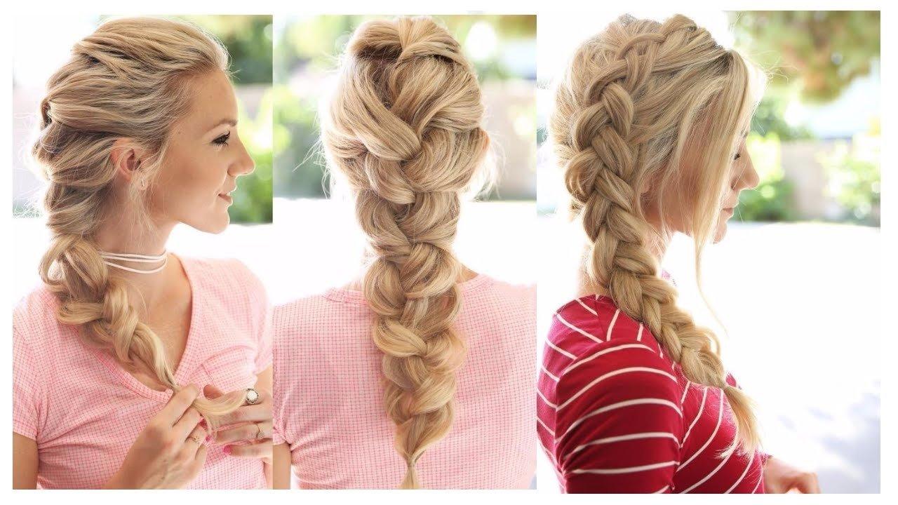 15 cute & easy braid hairstyles , most beautiful braid hairstyles