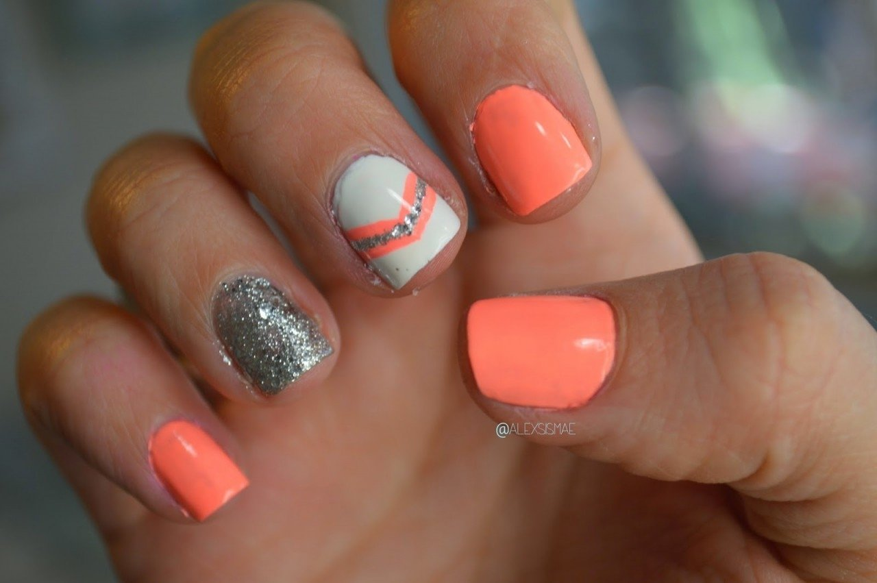 10 Nice Cute And Simple Nail Ideas 15 cute spring nails and nail art ideas nail designs 2016 17 in 1 2021