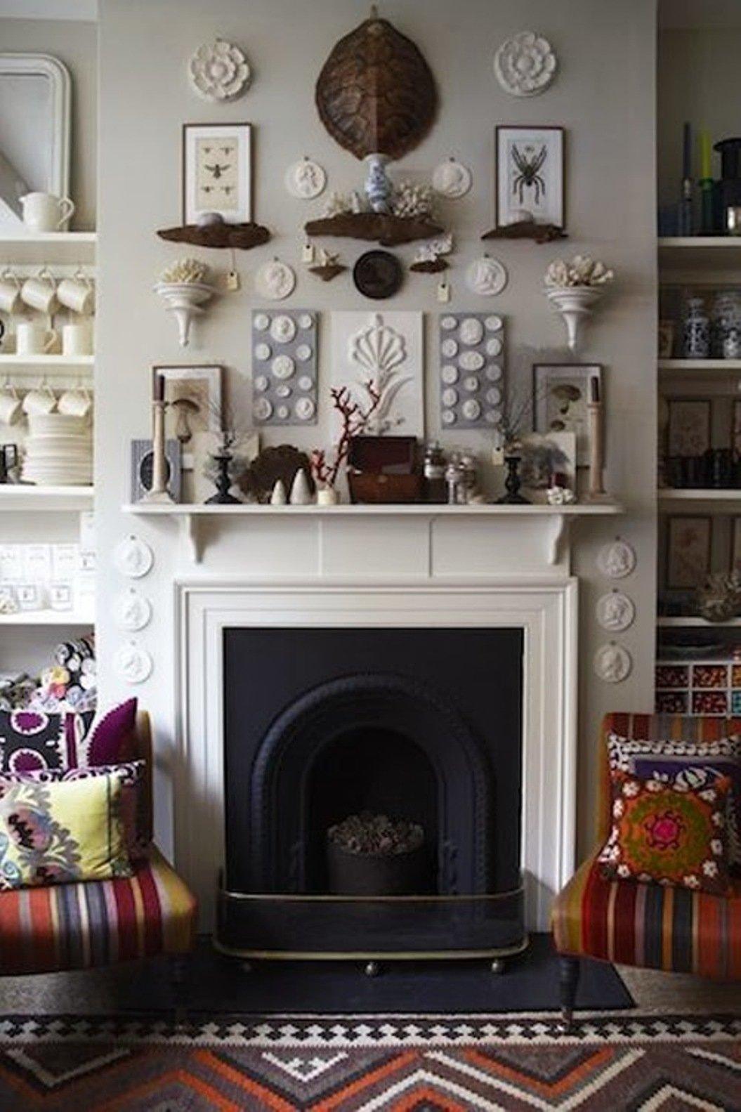 10 Unique Ideas For Fireplace Mantel Decor 15 decorating ideas over fireplace mantel images fireplace ideas