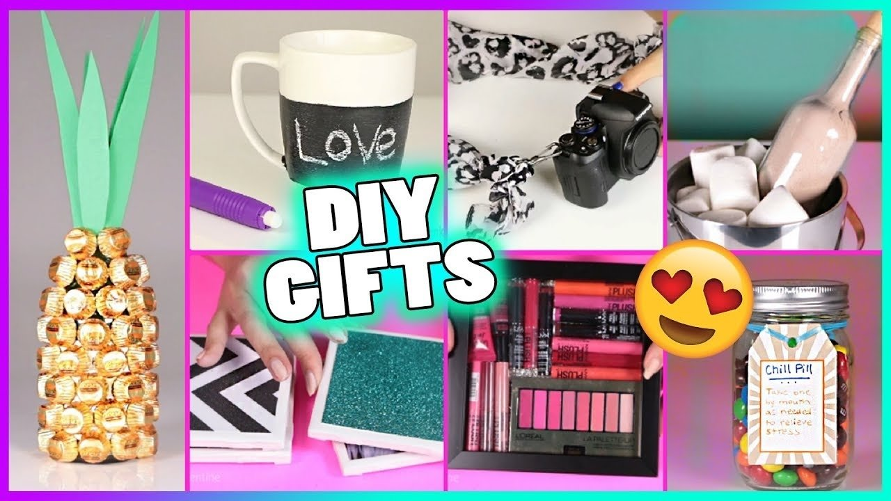 10 Famous Diy Gift Ideas For Best Friend 15 diy gift ideas diy gifts diy christmas gifts birthday gifts 1
