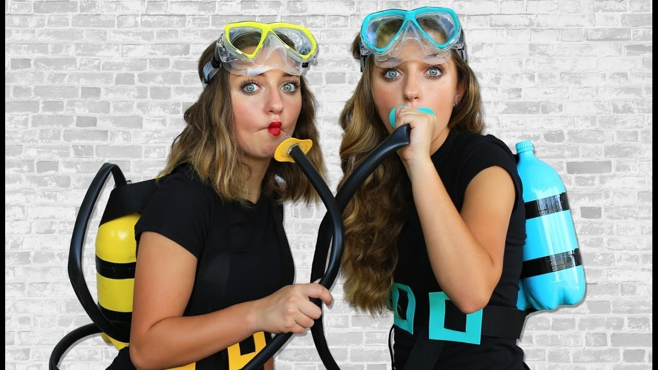10 Lovely Costume Ideas For Two Women 15 diy halloween costume ideas for best friends or couples 3 2020