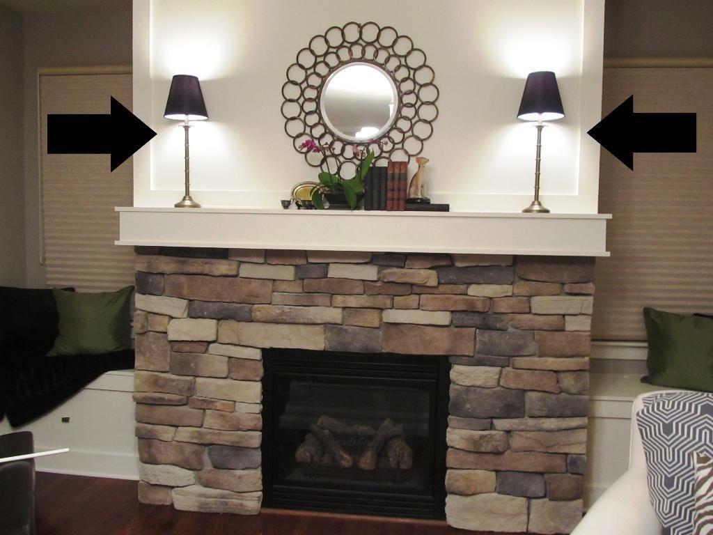 10 Unique Ideas For Fireplace Mantel Decor 15 fireplace mantel decorating ideas for everyday images fireplace