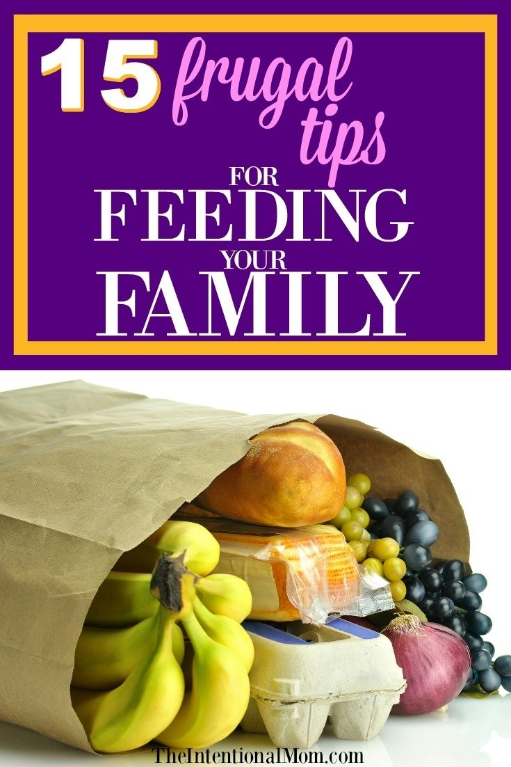10 Amazing Dinner Ideas For Large Families 15 frugal tips for feeding a large family 2020