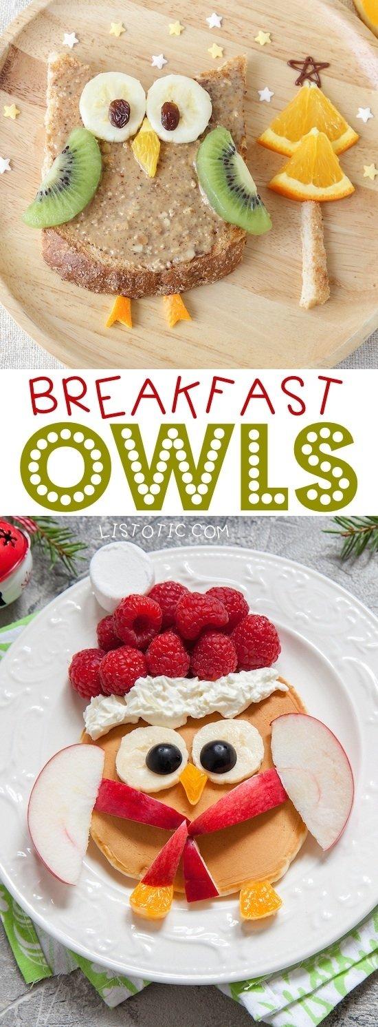 10 Lovely Christmas Breakfast Ideas For Kids 15 fun easy christmas breakfast ideas for kids 5 2020