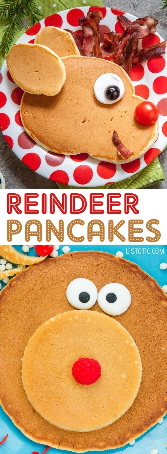 10 Lovely Christmas Breakfast Ideas For Kids 15 fun easy christmas breakfast ideas for kids 7 2020