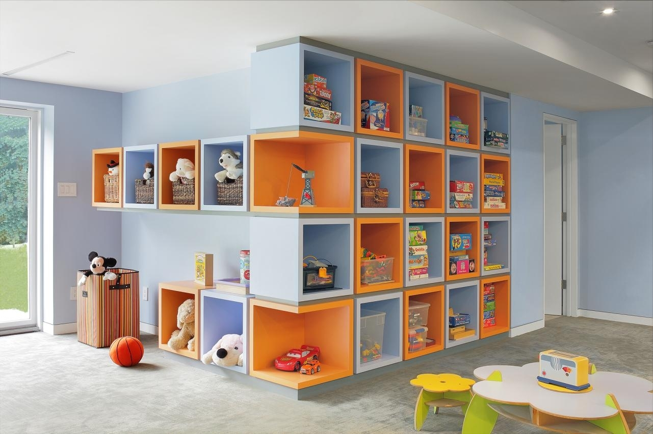 10 Nice Playroom Ideas For Small Spaces %name 2020