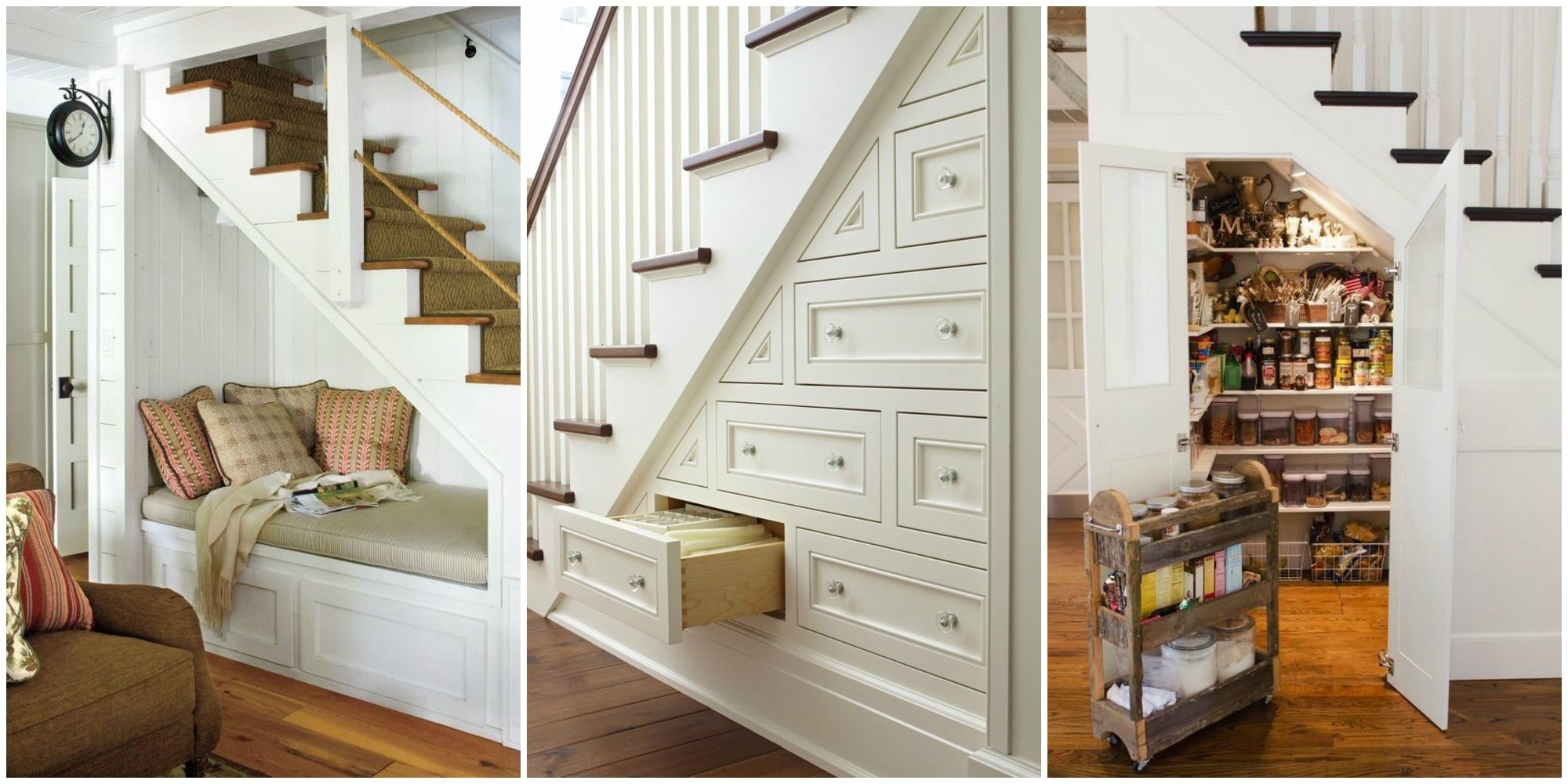 10 Most Popular Under The Stairs Storage Ideas 15 genius under stairs storage ideas what to do with empty space 2020