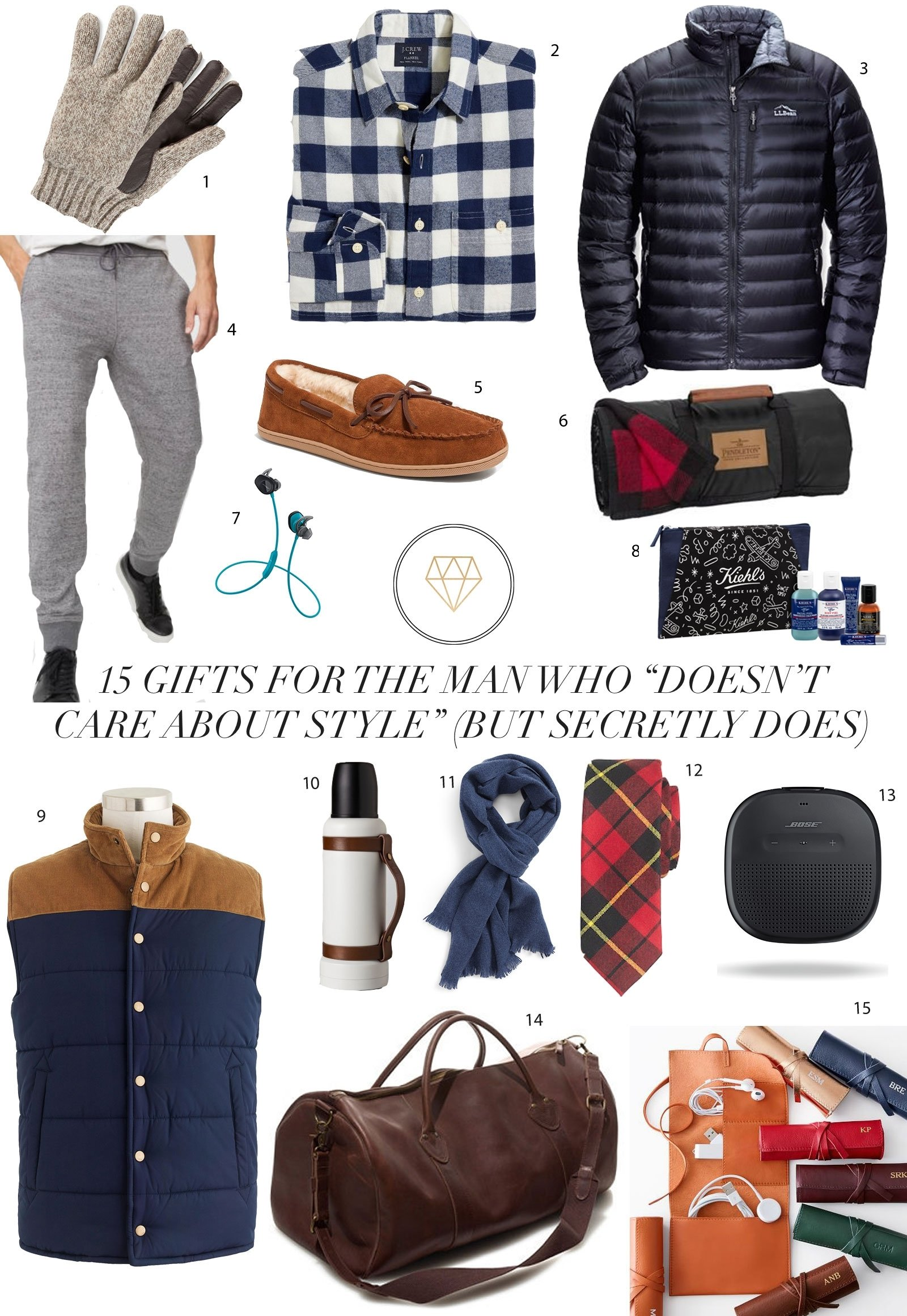 10 Stylish Gift Ideas For Outdoor Men 15 gifts for the man who doesnt care about style but secretly 2021