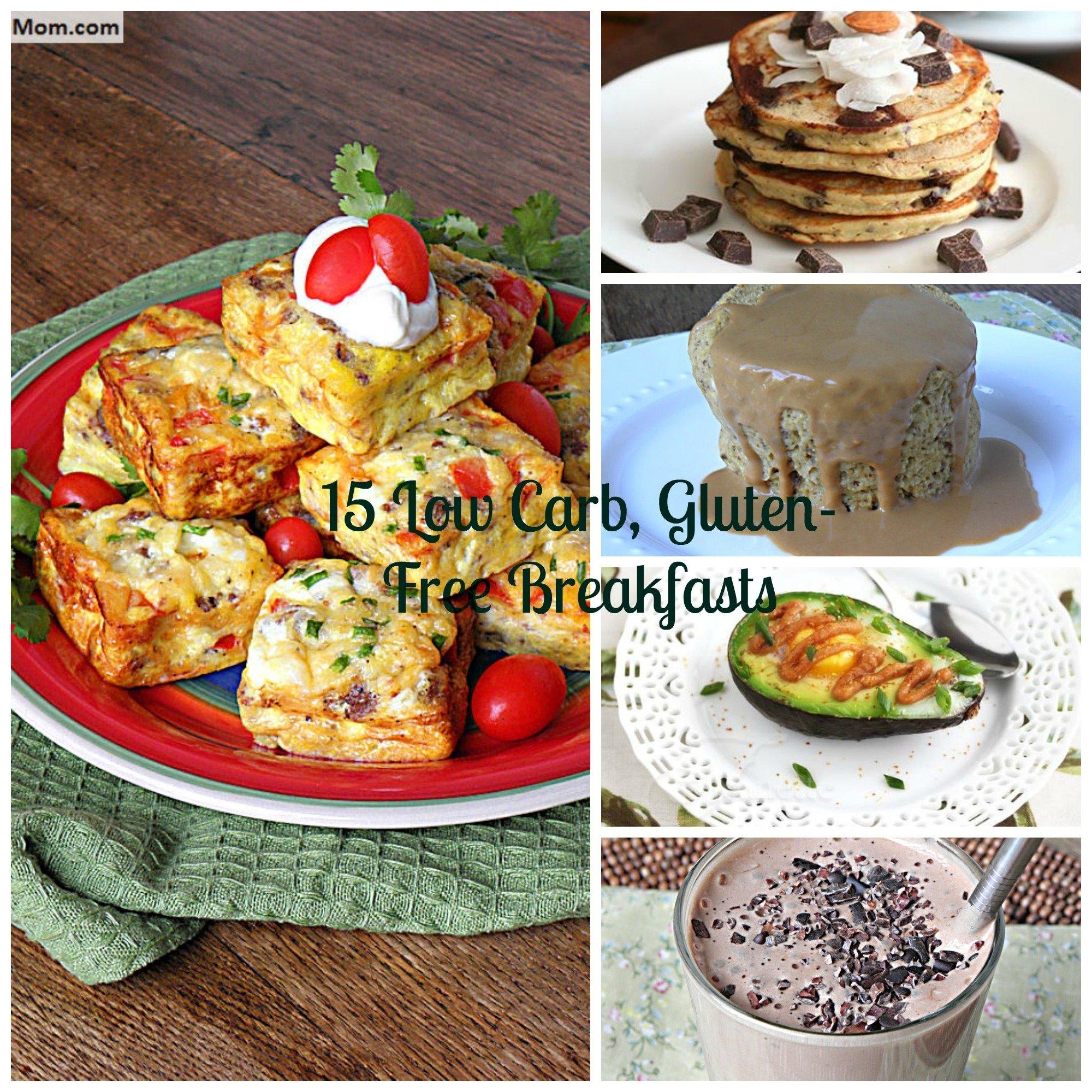 10 Fashionable Easy Gluten Free Breakfast Ideas 15 gluten free low carb diabetic friendly breakfast recipes