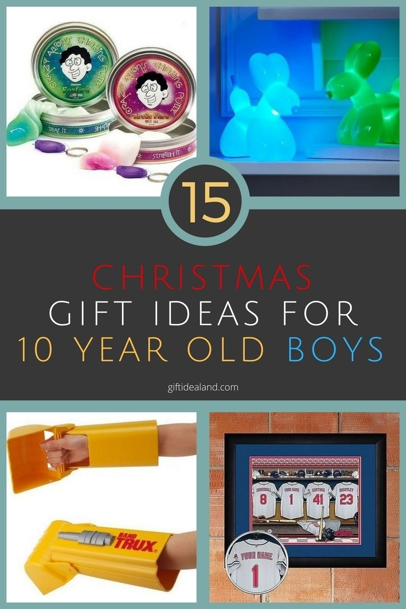 10 Best 10 Year Old Boy Christmas Gift Ideas 15 great christmas gift ideas for 10 year old boy 3 2021