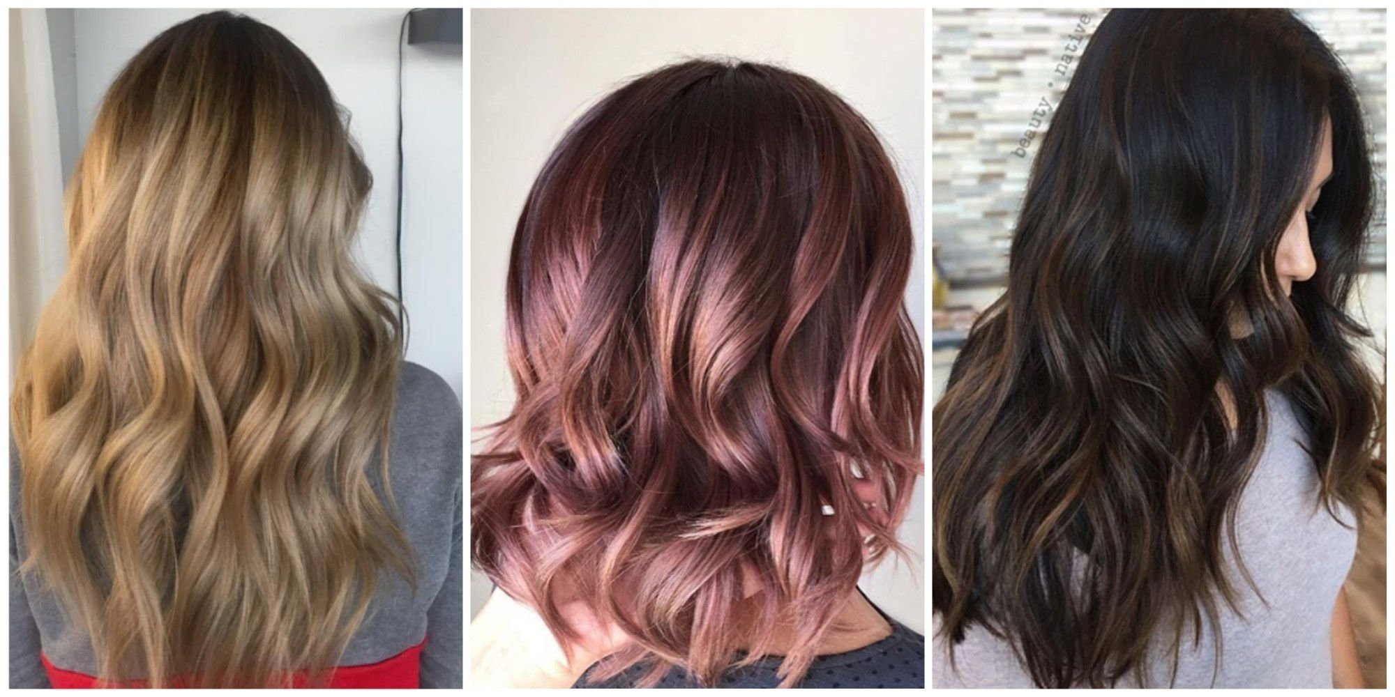 10 Ideal Hair Coloring Ideas For Long Hair 15 hair color ideas and styles for 2018 best hair colors and products 2020
